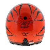 MT Le Mans II SV Flaming oranje_