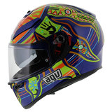AGV K3 SV Rossi 5 Five Continents GT4_