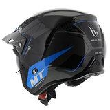 MT District SV Summit helm zwart blauw_