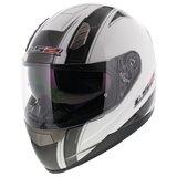 LS2 FF384 helm Esprit glans wit_