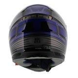 LS2 FF384 helm Big One glans blauw_