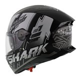 Shark Skwal 2.2 Noxxys mat zwart antraciet_