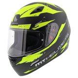 MT Mugello helm Vapor zwart fluor geel_