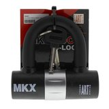 MKX-lock Beugelslot / Schijfremslot_