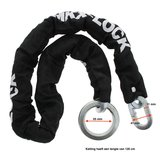 MKX-lock kettingslot Loop+U-lock ART4 120cm _