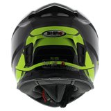 Shiro SH-881 Motegi scooterhelm zwart geel_