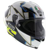 AGV Pista GP RR World Title Sepang 2003 Valentino Rossi 46 Limited Edition_