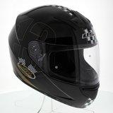 LS2 FF351 Helm Poker glans zwart_