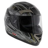 LS2 FF375 helm Assault glans zwart_