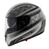 LS2 FF375 helm Garda glans wit zwart_