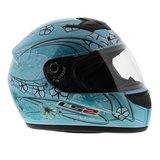 LS2 FF350 Helm Stardust 2 glans blauw_
