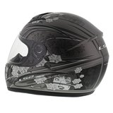 LS2 FF350 Helm Stardust mat titanium_
