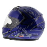 LS2 FF350 Helm Upside glans blauw_