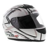 LS2 FF350 Helm Upside glans wit_