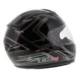 LS2 FF350 Helm Upside glans zwart_