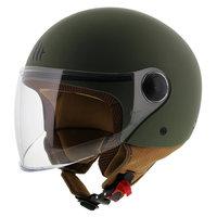 MT Street helm mat groen