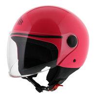 MT Street helm glans roze