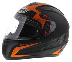 MT Thunder II Squad mat zwart/oranje