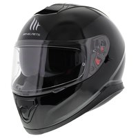 MT Thunder III SV helm zwart