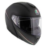 AGV Sportmodular Tricolore Mat Carbon Italy