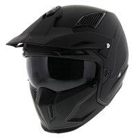 MT Streetfighter SV helm mat zwart