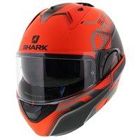 Shark Evo-One 2 Keenser mat oranje zwart antraciet
