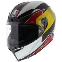 AGV Corsa R Supersport Redbull Blauw Rood Geel