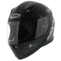 Shiro SH-881 Motegi Helmet Matt Black Carbon