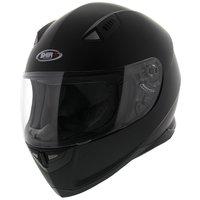 Shiro SH-881 Helmet Solid Matt Black