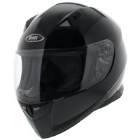 Shiro SH-881 Helmet Solid Gloss Black