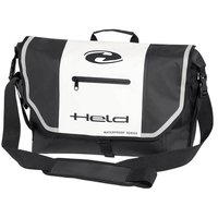Held Schoudertas Messenger-Bag Zwart/Wit
