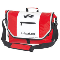 Held Schoudertas Messenger-Bag Wit/Rood