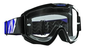 Jopa Crossbril Venom 2 zwart/blauw