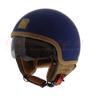 MT Cosmo Pure helm mat blauw