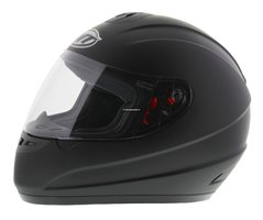 MT kinder integraal helm Thunder II mat zwart