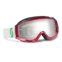 Scott Crossbril Hustle MX Rubine Red/White