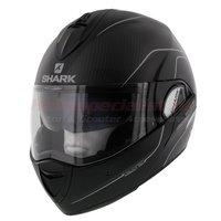 Shark Evoline 3 Pro Carbon Matt Carbon/Black/Silver DKS