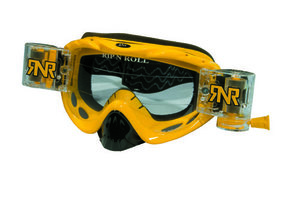 Rip n Roll Hybrid Roll off XL crossbril geel