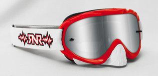 Rip n Roll Hybrid Mirror crossbril rood