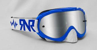 Rip n Roll Hybrid Mirror crossbril blauw