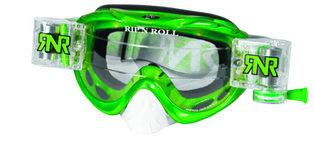 Rip n Roll Hybrid Roll off XL crossbril groen