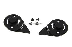 Boost B910 vizier mechanisme set (links+rechts)