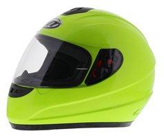 MT helm Thunder II fluo geel