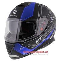 MT Thunder III SV helm Trace Blauw