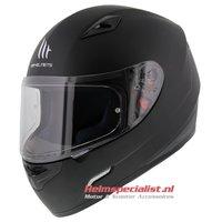 MT Mugello helm mat zwart