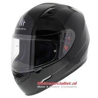 MT Mugello helm glans zwart