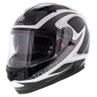 MT Blade Morph Helm Zwart Grijs