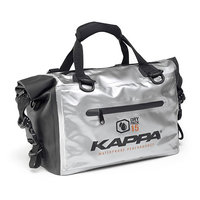 Kappa waterdichte cargo bag 15ltr