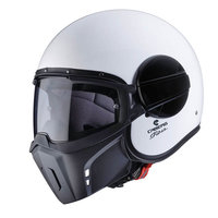 Caberg Ghost Helm Glans Wit
