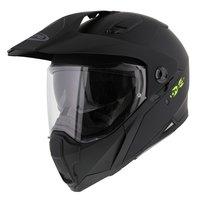 Caberg Xtrace Helm Mat Zwart